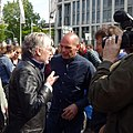 Yanis Varoufakis in Düsseldorf (Democracy in Europe Movement 2025 - DiEM 25), Grabbeplatz, 11. Mai 2019 04.jpg