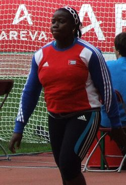 Yarelis Barrios - 2010 Meeting Areva - 2.jpg