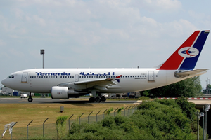 Yemenia Flight 626 - 7O-ADJ, the aircraft involved in the accident (2005)