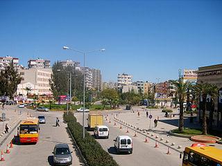 Yenişehir, Mersin District in Mersin Province, Turkey