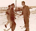 Yitzhak Rabin and Arie ben Or.jpg