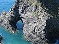 Ynys Gewni - Ynys ger Solfach - Ynys Gewni island, Solva, Sir Benfro Pembrokeshire, Wales 05.jpg