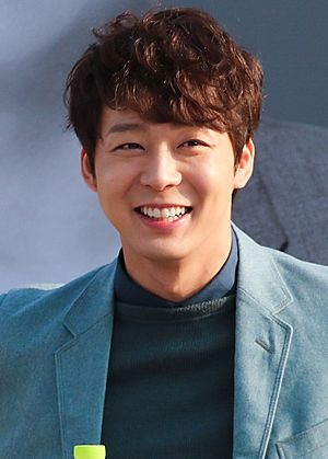 Park Yoo-chun - In October 2014