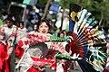 Yosakoi Performers at Kochi Yosakoi Matsuri 2005 56.jpg