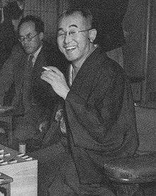Yoshi Kimura, inventor of the Kimura Mino, yes there are many variants on the Mino castle move
