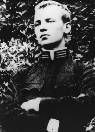 Władysław Sikorski - Sikorski in his youth