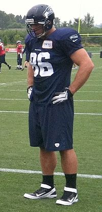 Zach Miller at 2012 Seahawks training camp.jpg