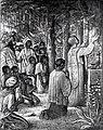 Zalige Peerke Donders (heilige mis in Suriname).jpg