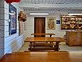 Zalipie museum - exhibition of works performed by local folk artists in Felicja Curyłowa's farm 2.JPG