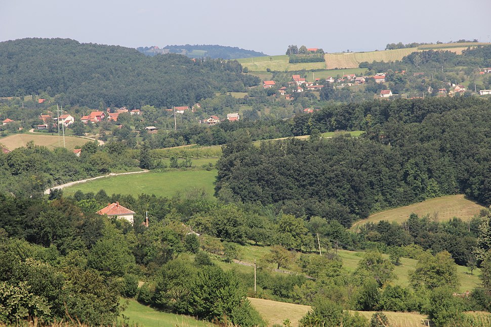 Zarube - opština Valjevo - zapadna Srbija - panorama 19
