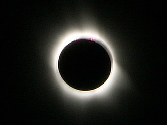 Vulcanoid - A total solar eclipse. These events provide an opportunity to search for vulcanoids from the ground.