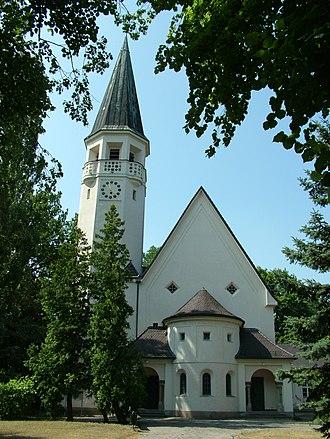 Zeuthen - Martin Luther Church