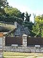 Zichy mansion, suppert walls, 2018 Zsámbék.jpg