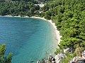 Zivogosce U beach - panoramio.jpg