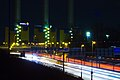 Zoomed in on power station and motorway, Wilmersdorf (32248048314).jpg