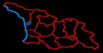 Zugdidi Municipality - Zugdidi District