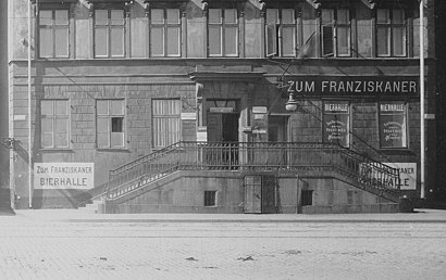 How to get to Zum Franziskaner with public transit - About the place