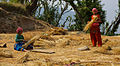 """1 rural women of India"" Nepal border May 2013.jpg"