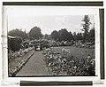 """Benventuo,"" Robert Pim Butchart house, 800 Benvenuto Avenue, Central Saanich, British Columbia, Canada. Rose garden LCCN2008677596.jpg"