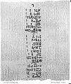 """""""Papyros Ebers"""" (1875), Georg Ebers Wellcome L0019759.jpg"""