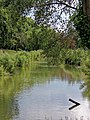 'The Butts' medieval defensive ditch at Sandwich, Kent England 02.jpg
