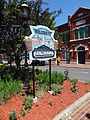 'Welcome to Lowell, All American City' sign; Lowell, MA; 2012-05-19.JPG