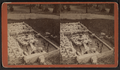 (Model of Jerusalem), Chautauqua Lake, August 14, 18(??), from Robert N. Dennis collection of stereoscopic views.png