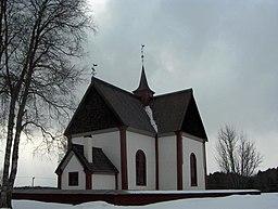 Älvros gammel kirke