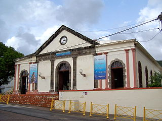 Pointe-Noire, Guadeloupe Commune in Guadeloupe, France