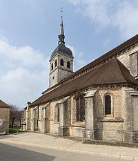 Église Saint-Louvent d'Andelot, éxterieur 3.jpg