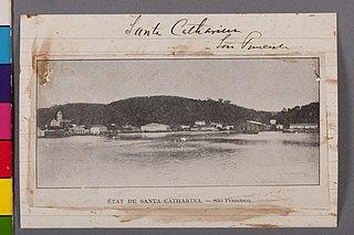 État de Santa Catharina - São Francisco