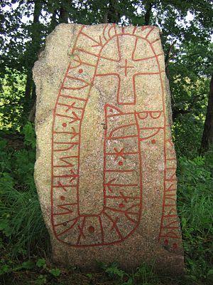 Runestones of Högby - Ög 82.