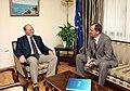 Συνάντηση ΥΦΥΠΕΞ Κ. Τσιάρα με Πρέσβη Λετονίας (7871606766).jpg