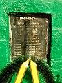 Братська могила радянських воїнів, що загинули у вересні 1943р. та воїнів, що померли від ран у евакогоспіталях №4558 Куликівка 03.jpg
