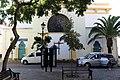 Гибралтар. Около собора Святой Троицы (Cathedral of the Holy Trinity) - panoramio.jpg