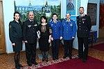 До Національної гвардії України прибула делегація FIEP 3865 (26049854921).jpg
