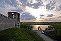 До революції башта слугувала фамільним склепом Щеньовських P1210545.jpg