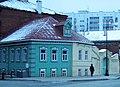 Жилой дом второй половины XIX века, с воротами, ул. Каюма Насыри, 12, Казань.jpg