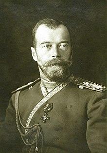 nicholas ii of russia wikipedia