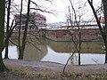 Кенигсберг Ров и стена вдоль Литовского вала в районе рынка.JPG
