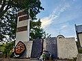 Лехнівка, пам'ятний знак на честь воїнів-односельчан.jpg