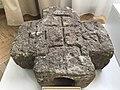 Надгробный крест с поля Берестецкой битвы, 1651 г., Украина.jpg