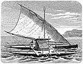 Народоведение. Т. I - Двойная лодка с острова Фиджи.jpg