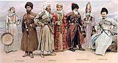 Ludy kaukaskie