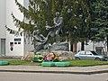 Пам'ятник Т. Г. Шевченку (Дубно) S6302339.JPG