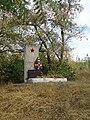 Памятник неизвестному солдату. ост.Заготовочная г.Брянка.JPG