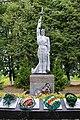 Переорки, Пам'ятник 74 воїнам–односельчанам загиблим на фронтах ВВВ.jpg