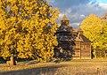 Преображенська церква. Осінь в Пирогові.jpg