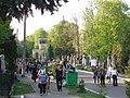 Проводи на Байковому Київ квітень 2009.JPG