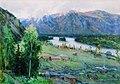 Село Анос. Вид усадьбы (1909).jpg